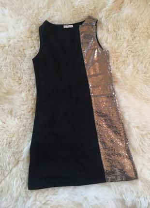 Сукня promod з пайєтками