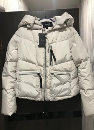 Пуховик armani куртка зимняя шикарная