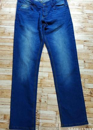 Мужские классические джинсы livergy 52 рр