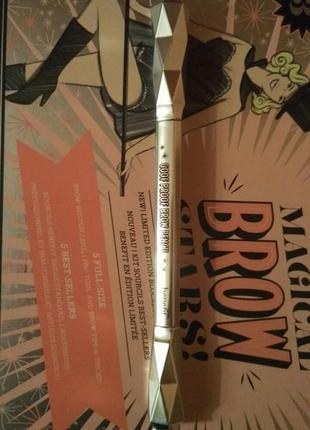 Goof proof pencil benefit карандаш для объема бровей