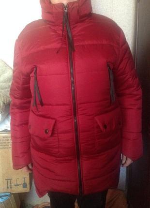 Зимняя курточка, 54-56-58 размеры1