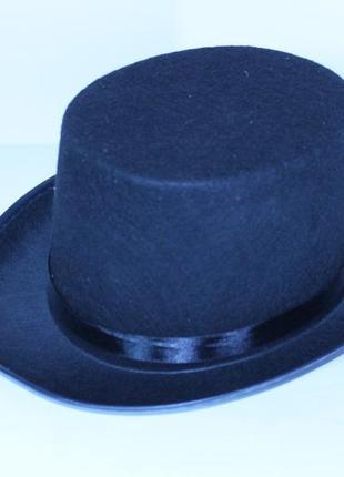 Карнавальная шляпа цилиндр стимпанк