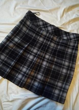 Шерсть наявність юбка шерсть