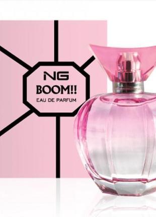 Ng perfumes boom!! парфюмированная вода восточно- цветочный нидерланды оригинал