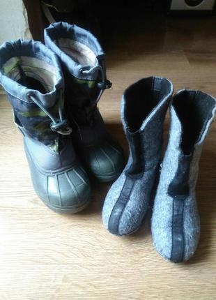 Сноубутсы, сапоги, ботинки columbia