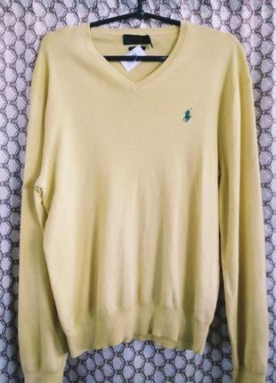 Кофта пуловер ralph lauren