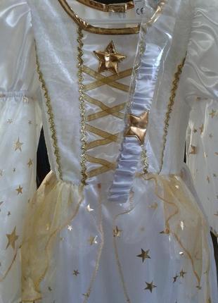 583e0f1c05c Новогоднее праздничное карнавальное платье 2-3 года от tesco