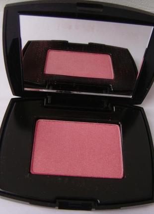 Румяна lancome shimmer pink pool- скидка!