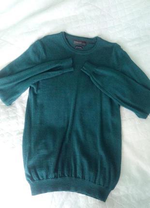 Свитер пуловер zara man