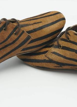 Итальянские женские ботинки (мех пони) maruti