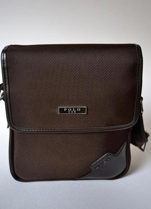 Мужская сумка-планшет polo