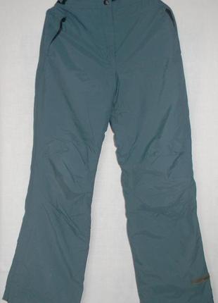 Женские утепленные лыжные штаны cheriano р.38