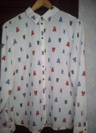 Блуза від бренду h&m