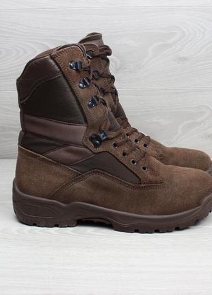 Мужские ботинки берцы yds, размер 43