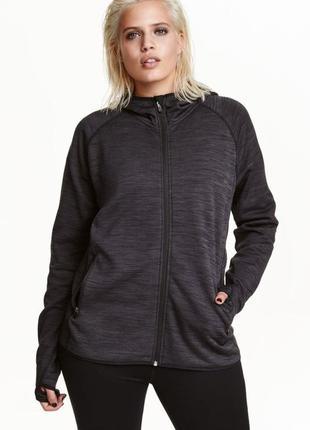 Флисовая куртка h&m+ 413266
