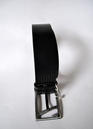 Ремень мужской кожаный под джинсы aj
