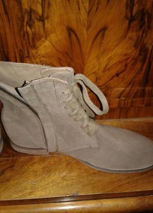 H&m фирменные ботинки!