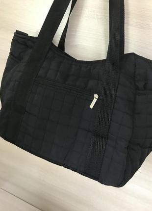 Стильная, вместительная сумка3
