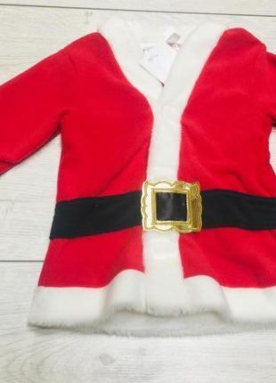 Шуба санта клауса костюм на новый год