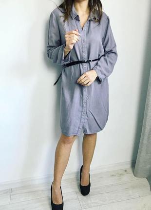 Платье рубашка atmosphere