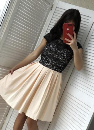 Милое и красивое платье размер м