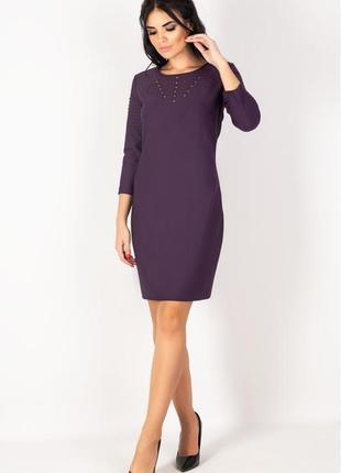 Нарядно-повседневное платье от seam, 42 европ. размер
