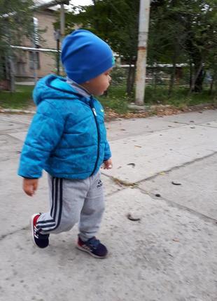 Детская курточка nike 80-86