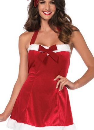 Новогоднее платье primark