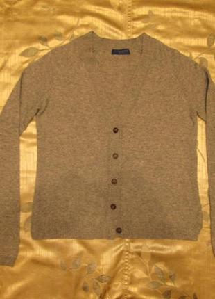 Кофта strenesse оригинал р. m - l свитер шерстяной кардиган шерсть + кашемир