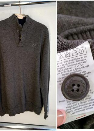 Bonobo jeans свитер поло франция