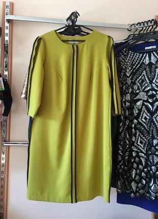 Нарядно-повседневное платье от seam, 44 европ. размер