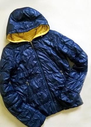 Куртка демисезонная двусторонняя incity 40(34)