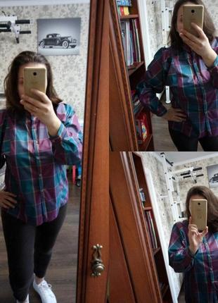 Винтажная ретро блузка