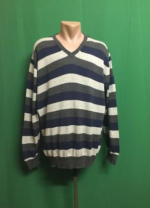 Трикотажный пуловер strauss
