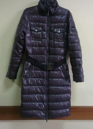 Пуховое пальто malvin 42 оригинал
