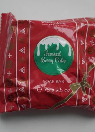 Мило «різдвяний пиріг» мыло