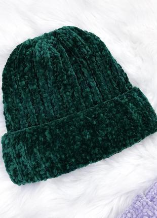 Найніжніші плюшеві шапулі \ нежные плюшевые велюровые бархатные шапки 🤗