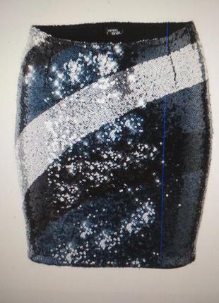 Праздничная юбка от esmara heidi klum