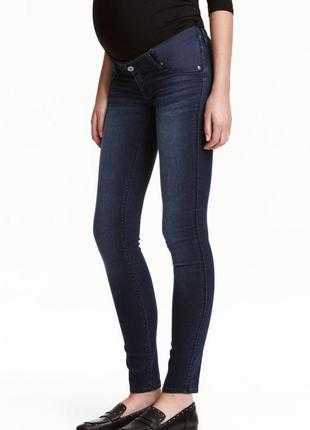 Мама super skinny low jeans h&m 319107