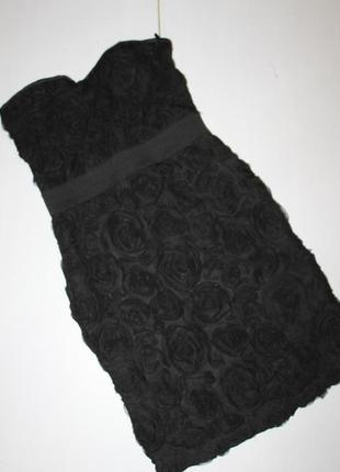 Красивое платье размер 36 ( хс)