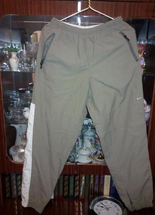 Штаны спортивные на подкладке (пот 35-48 см) бангладеш 44/48-173