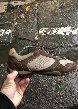Туфли мокасин geox