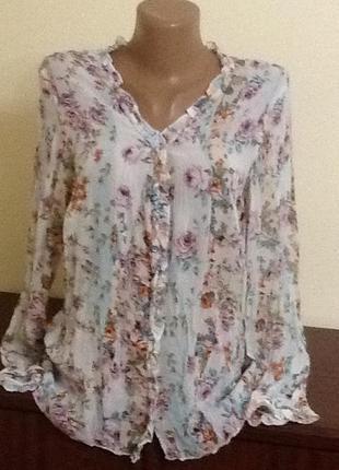 Красивая нежная  блуза от per una