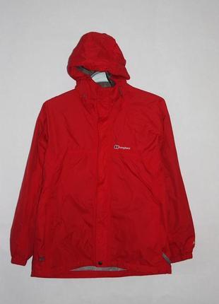 Куртка berghaus red  xs