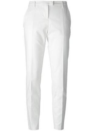 Стильные белые молочные брюки от new look
