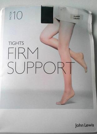 Женские колготки john lewis 10 factor firm support tights