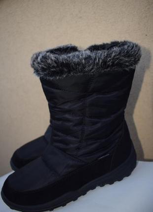Зимние сапоги дутики сноубутсы р.39 25 см cortina германия
