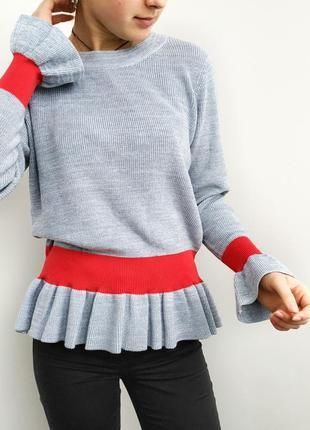Джемпер selected femme свитер кофта eur l