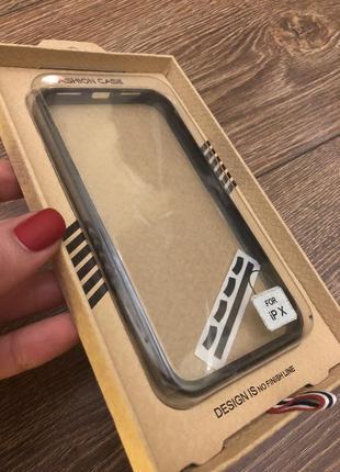Противоударный чехол для iphone x