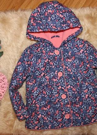 Куртка на флисе на 18-24мес
